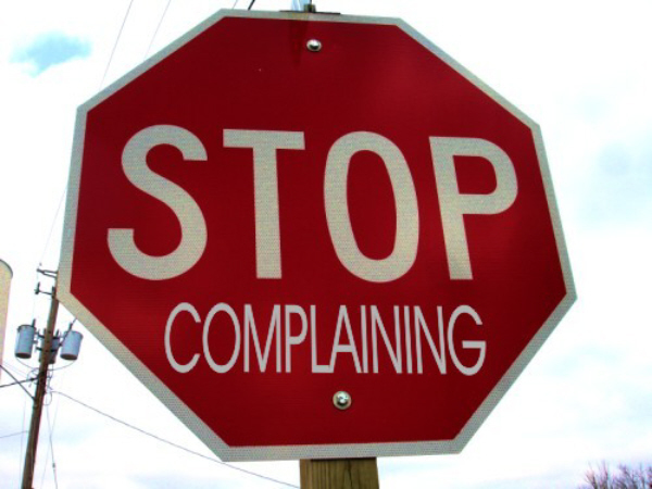 stop-complaining-stopsign